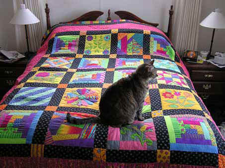 Bettys quilts : happy quilt - Adamdwight.com